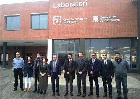 Inauguració laboratori ACA
