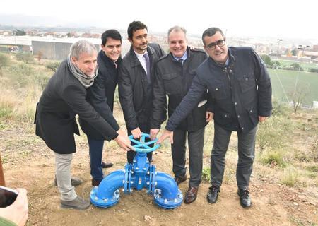 Inauguración Llosa-Igualada