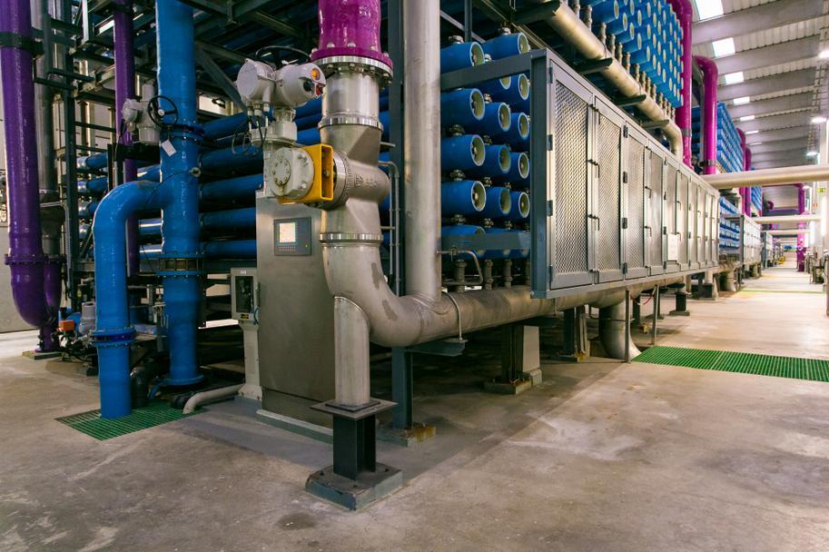 ITAM Llobregat - membranes osmosi