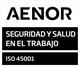Segell ISO 45001:2018