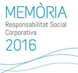 Memòria RSC 2016 cover